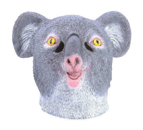 Koala Mask Australian Animal Australia Fancy Dress